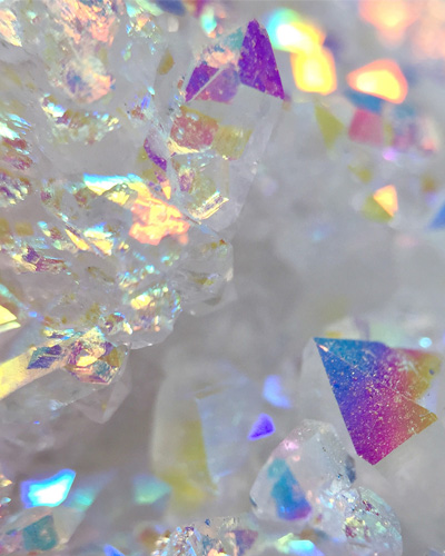 rocks crystals