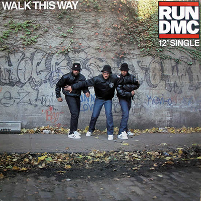 walk this way run dmc cover